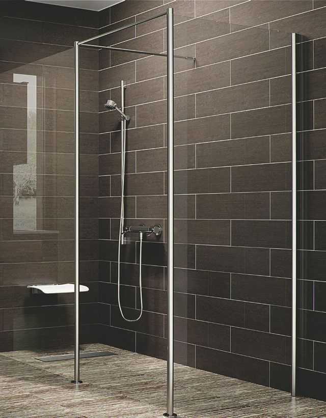 Les diff rents types de douche l italienne embavenez for Bac de douche a l italienne