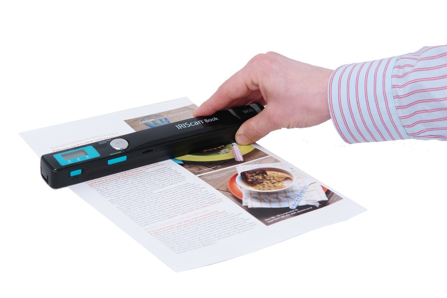 Comment fonctionne un scanner portable ?