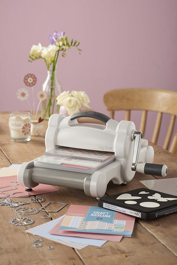 Sizzix 660 200 Big Shot machine